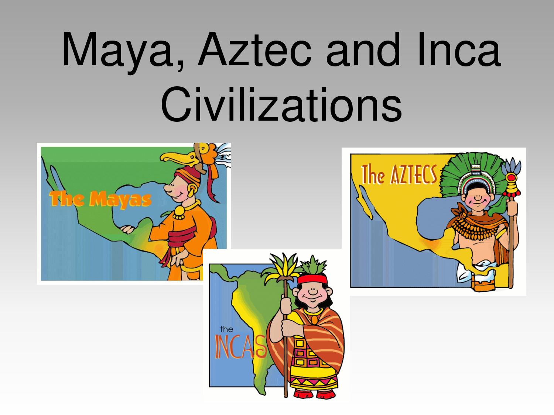 Aztec vs inca clipart - clipart suggest.