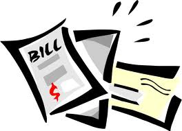 Clip Art Of A Billing Statement