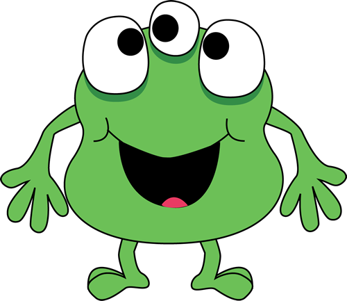 There Is 18 Cute Green Octopus Free Cliparts All Used For Free