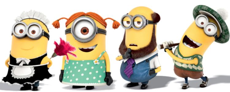 11 Minion Girl Free Cliparts That You Can Download To You Computer And