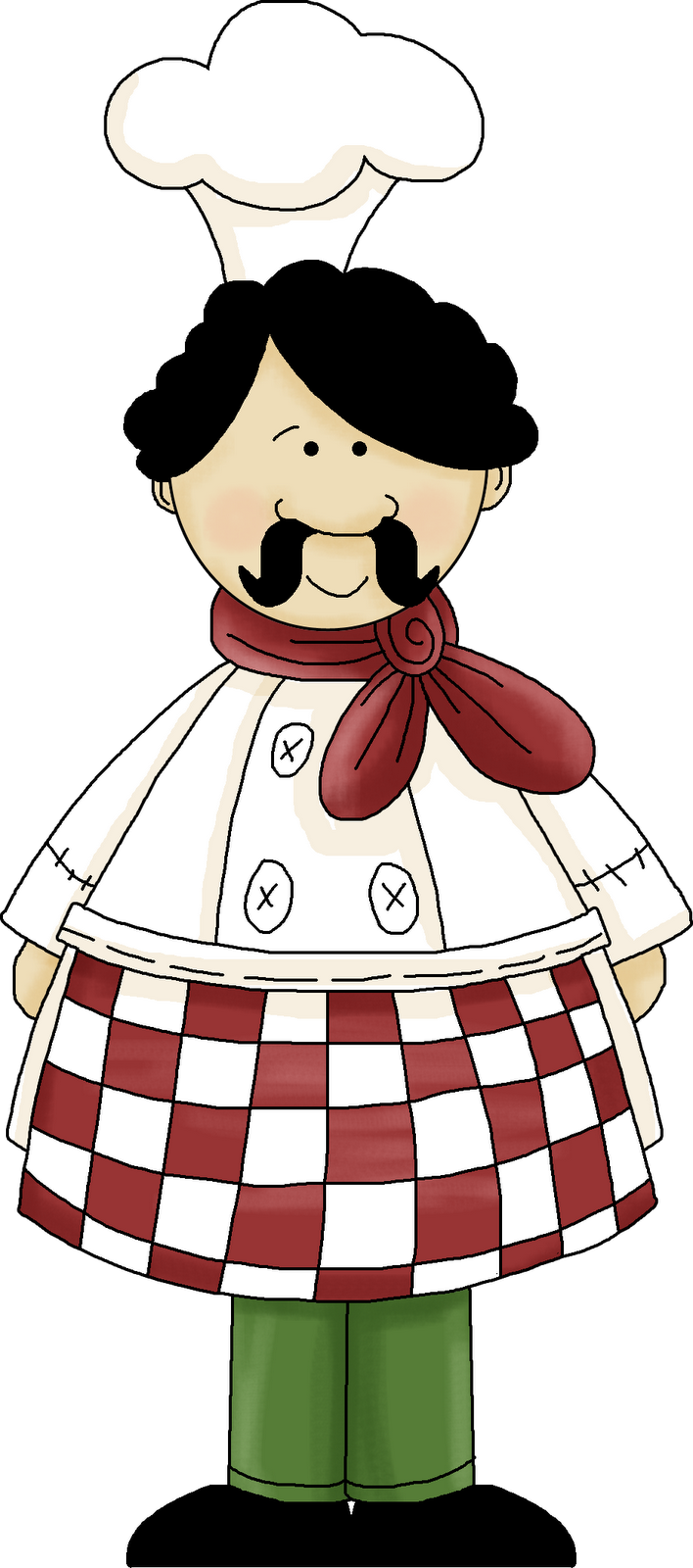 Italian Chef At Digi Web Studio By Whimsy Primsy  Isn T He Great