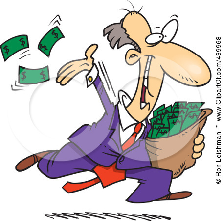 Money Management Clipart - Clipart Kid