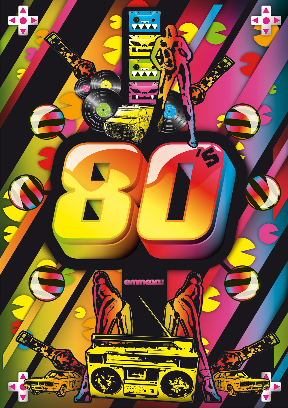 The 80s I Love 80 S