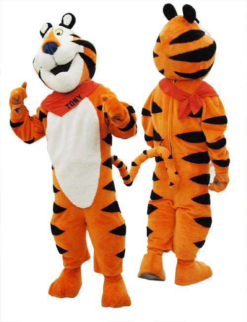 Tony The Tiger Clipart Tony The Tiger C...