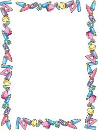 Clip Art On Pinterest   Clip Art Free Clip Art And Borders And Frames