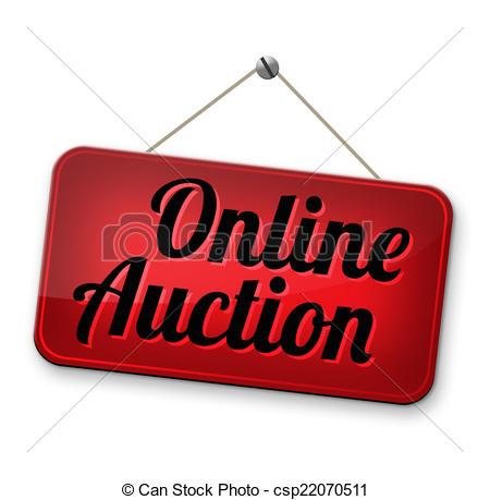 Online Auction Clipart - Clipart Kid