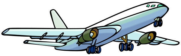 Model Airplane Clipart - Clipart Kid
