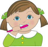 And Stock Art  655 Brushing Teeth Illustration And Vector Eps Clipart