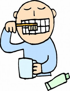 Brush Teeth More Brushes Brush Teeth Cartoon Kid Brushing Teeth Brush