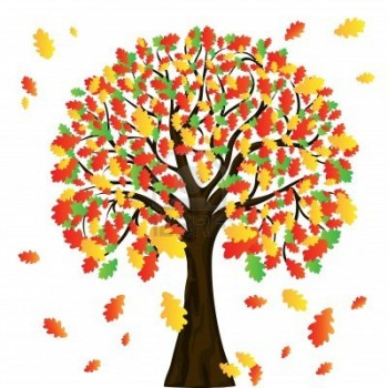 Cartoon Autumn Clipart - Clipart Kid