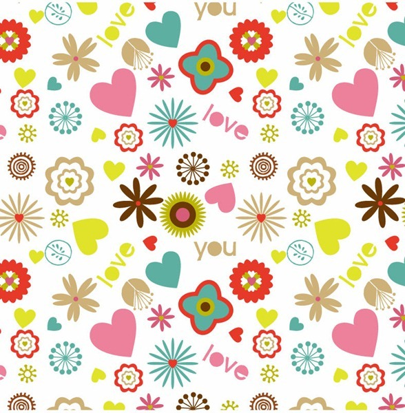 Continue Reading  Cute Flower Garden Pattern Vector Graphic