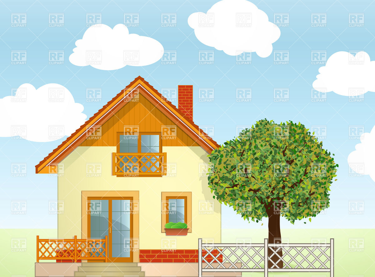 Country estate clipart clipart suggest for Clipart estate