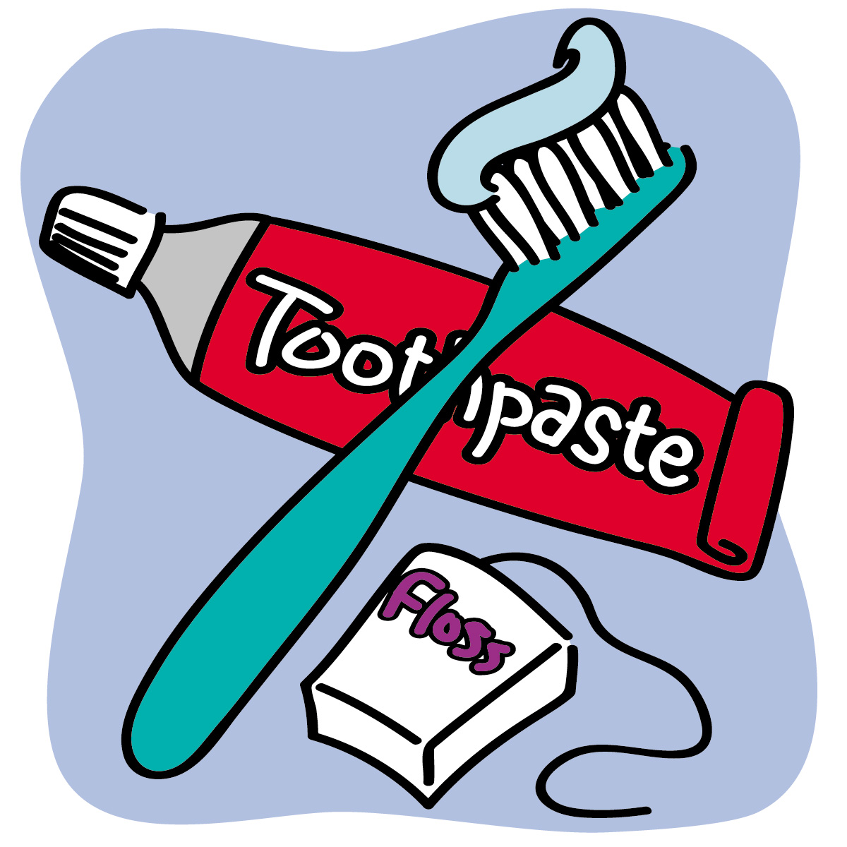 Girl Brush My Teeth Clipart   Cliparthut   Free Clipart
