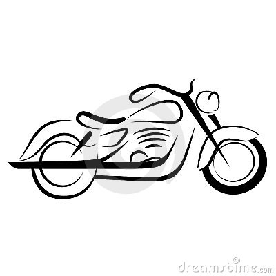 Motorbike Clipart - Clipart Kid