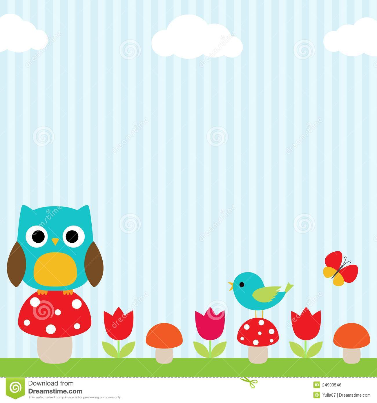 Owl Background Royalty Free Stock Image   Image  24903546