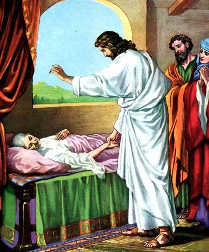Christ Healing Clipart - Clipart Kid