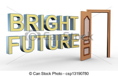 Bright Future Illustrations And Clipart Success