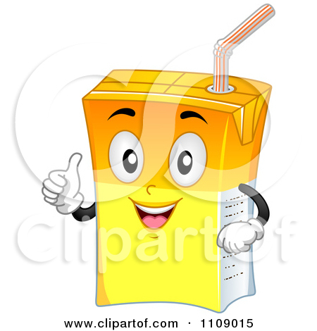 Juice Box Clipart - Clipart Kid