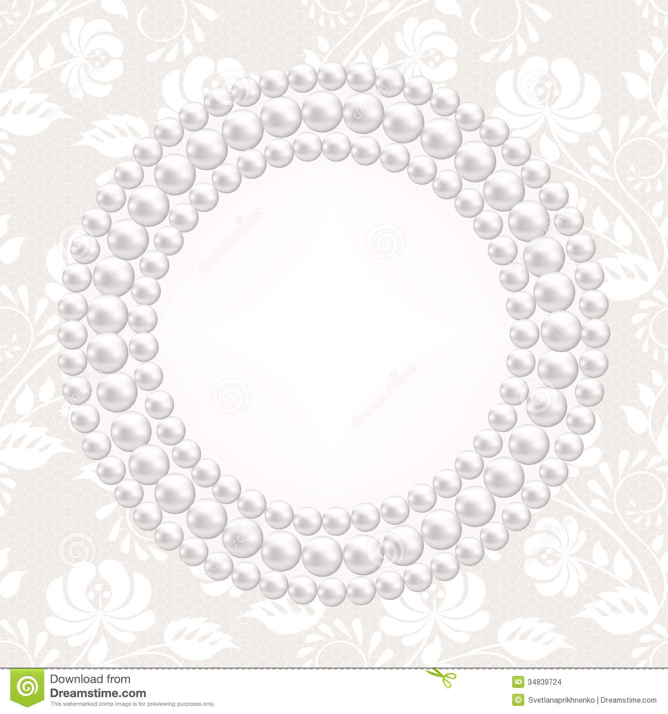 Displaying 19 Images For Pearls Border Clip Art #loagxY - Clipart Kid