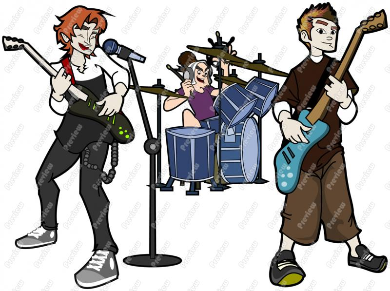band concert clipart - photo #41