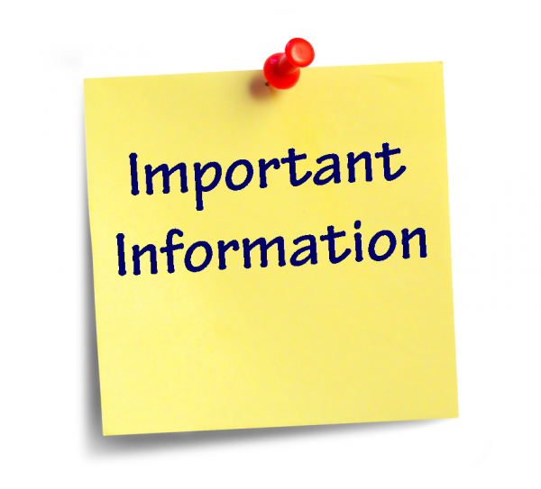 Important Information Logo Png