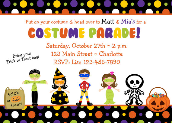 halloween clipart invitations - photo #29