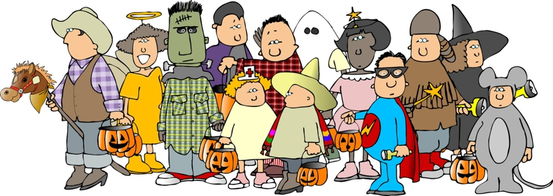 Join The Fun On Saturday October 23 At The Halloween Costume Parade