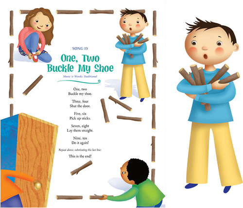 One Two Buckle My Shoe Flickr Photo Sharing #uTXy2T - Clipart Kid