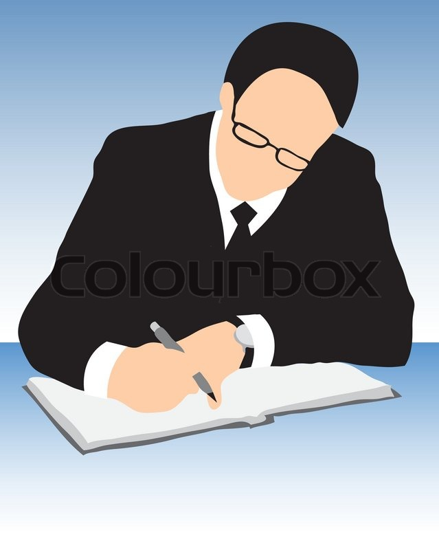 Signing Contract Clipart Image Search Results