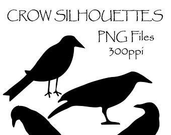 Primitive Crow Clipart - Clipart Kid