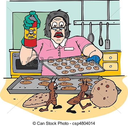 Kitchen Safety Clipart - Clipart Suggest