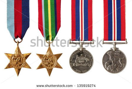 Military Medal Clipart War Ii Military Medals