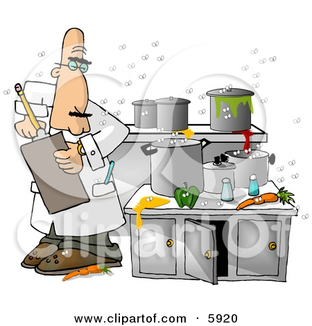 Kitchen safety clipart clipart kid for 6 kitchen accidents