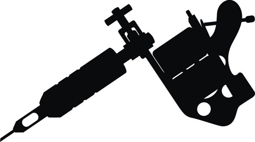 Tattoo Gun Clipart - Clipart Kid