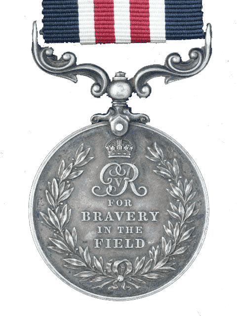 The Military Medal The Military Medal Was Established On The 25th