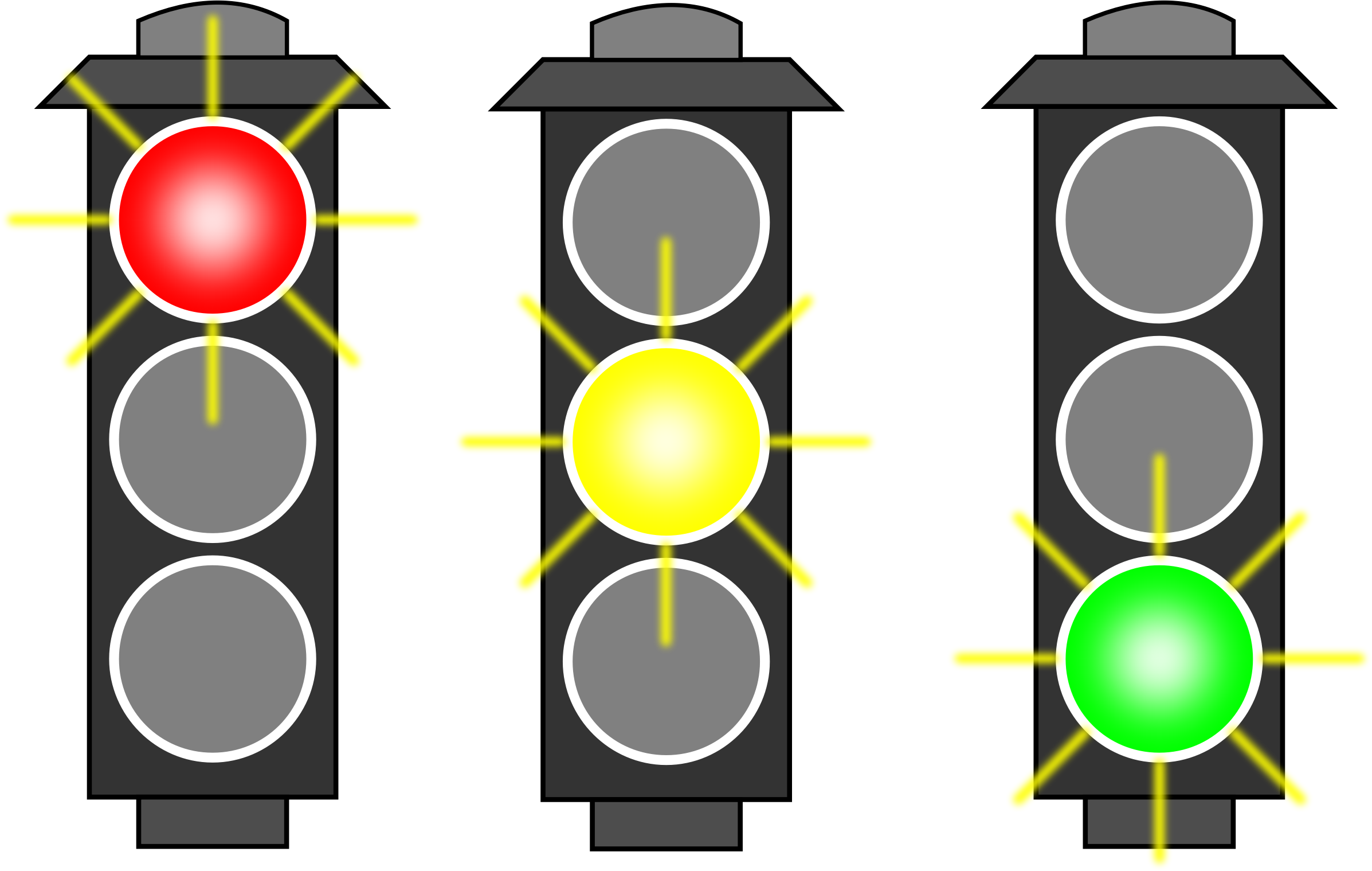 There Is 55 Traffic Light Outline Free Cliparts All Used For Free