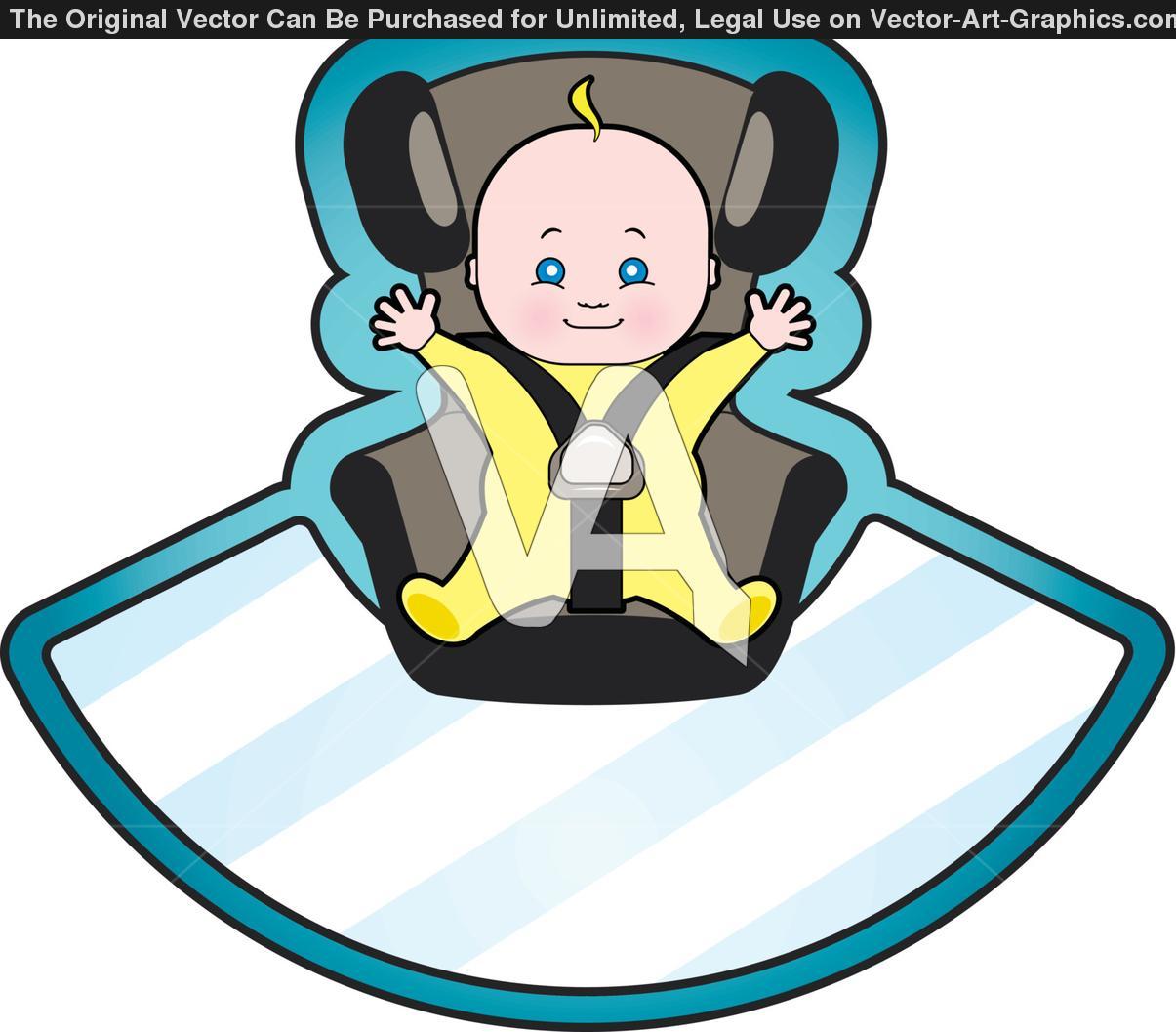 car seat clipart - photo #21