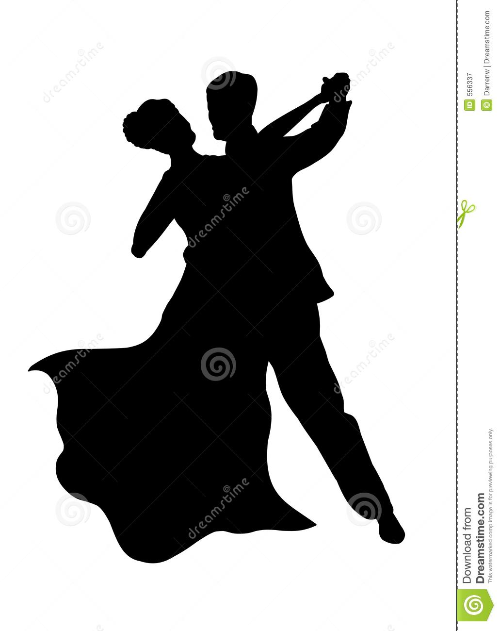 Dancing Couple Royalty