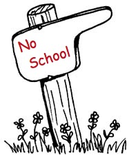 Clip Art No School Clipart no school sign clipart kid dream job maybe necessary resource definitely lesboprof the