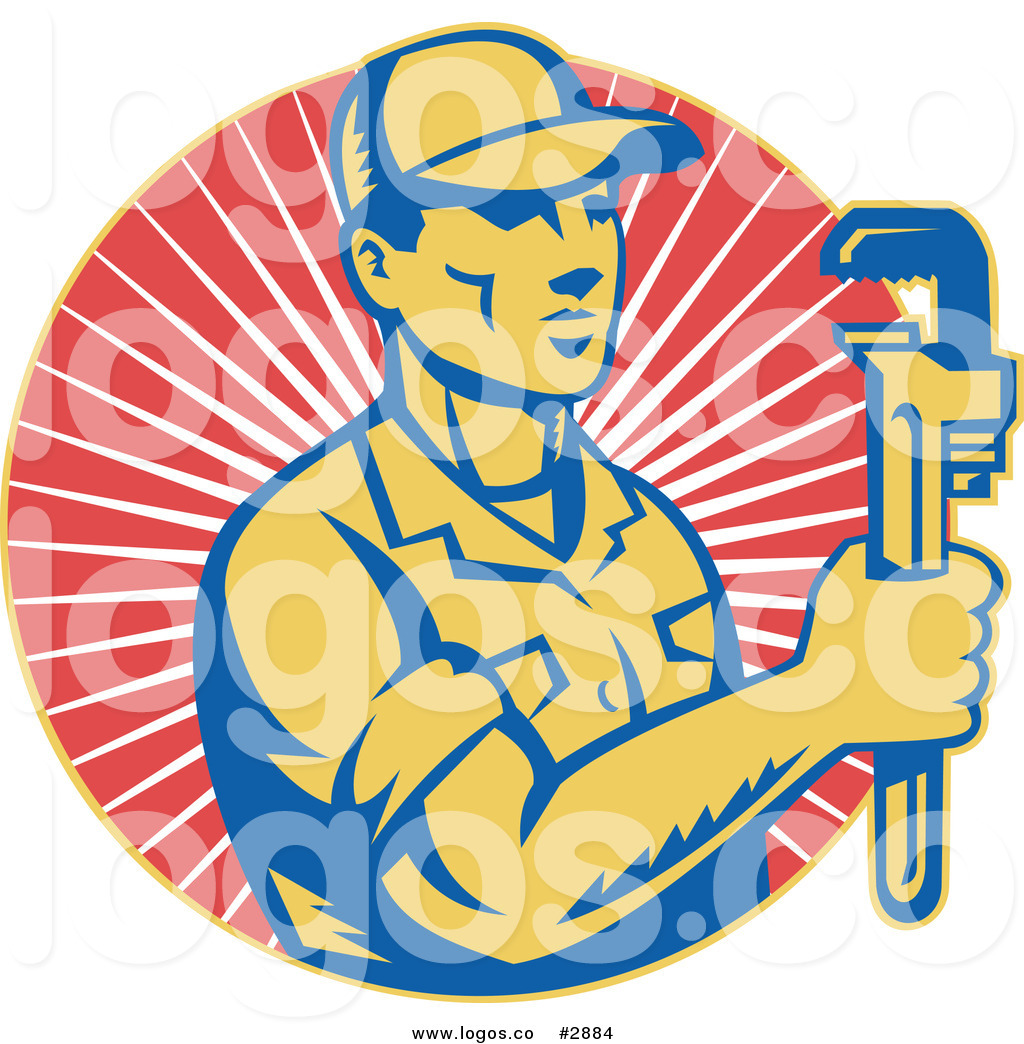 Plumbing logos clipart suggest