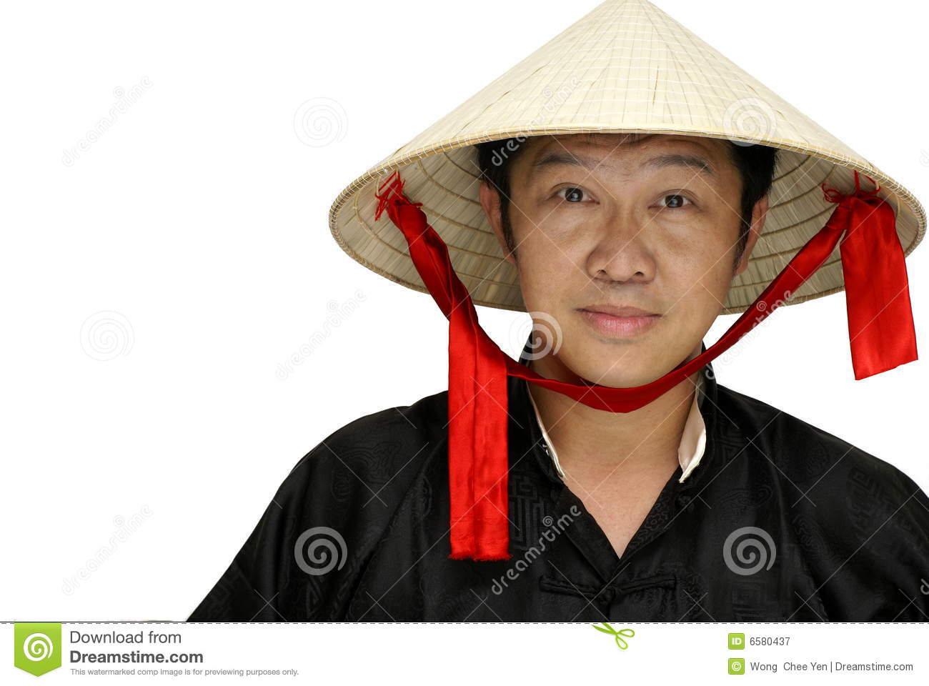 Friendly Vietnam Man Royalty Free Stock Photography   Image  6580437