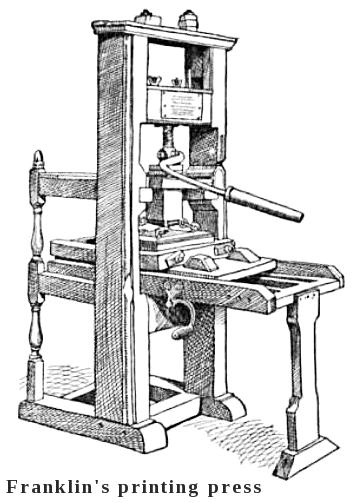 Printing Press Clipart - Clipart Kid