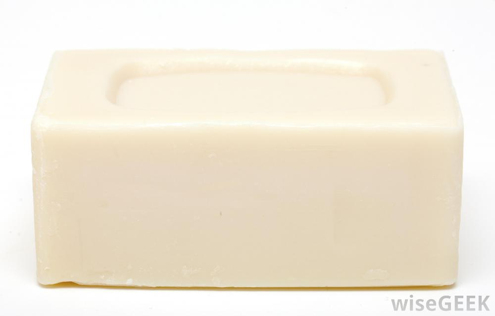 Soap A Bar Of Castile Soap