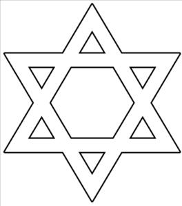 Jewish Symbols Clipart - Clipart Kid