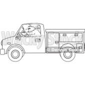 Utility Worker Clipart By Dennis Cox   Page  1 Of Royalty Free Stock