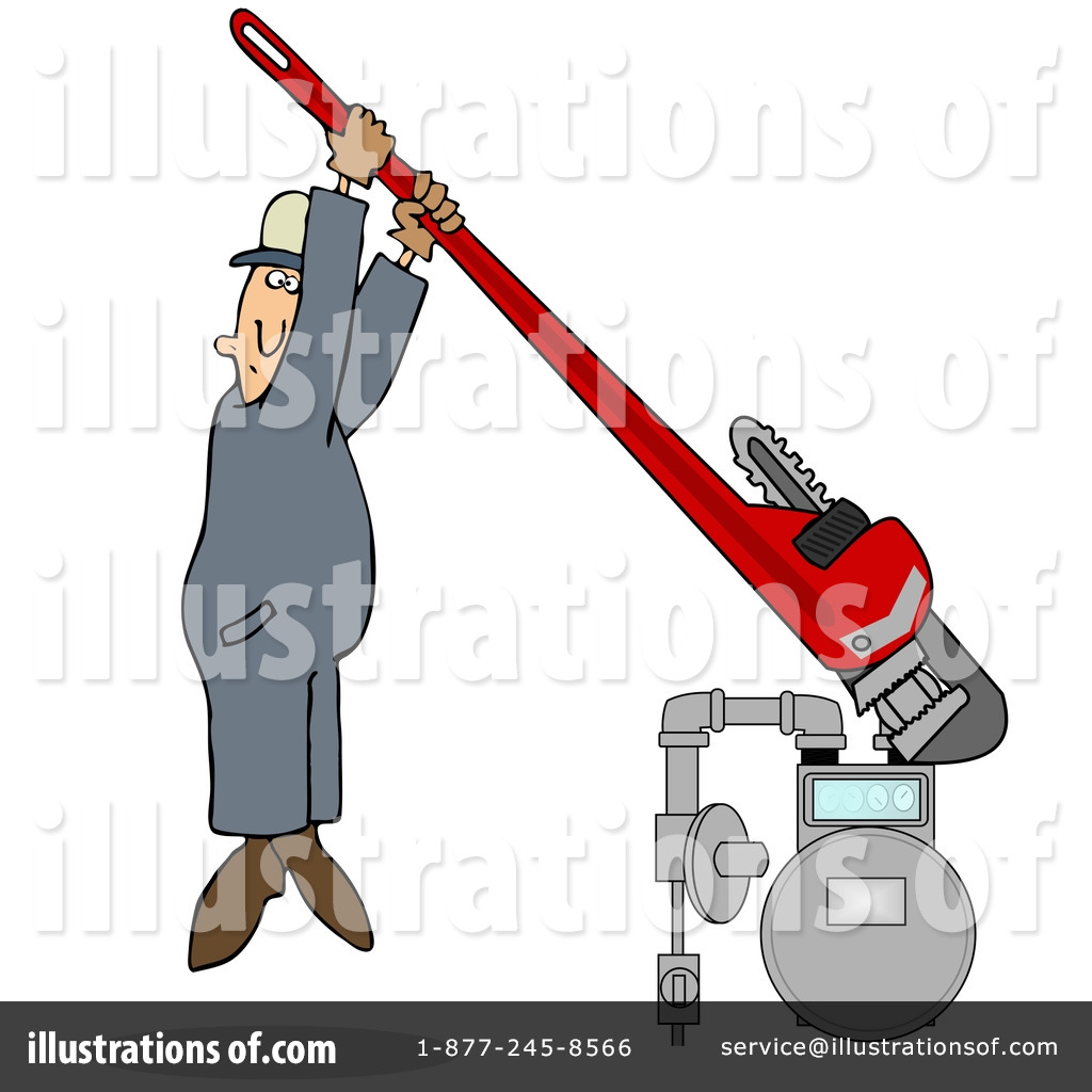 Worker Clipart  86485 By Djart   Royalty Free  Rf  Stock Illustrations