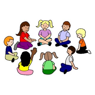 Teacher Circle Time Clipart - Clipart Kid