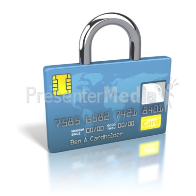 Credit Card World Secure Lock