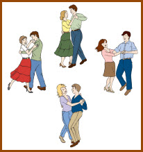 Folk Dance Clip Art Http   Tnsquaredance Org