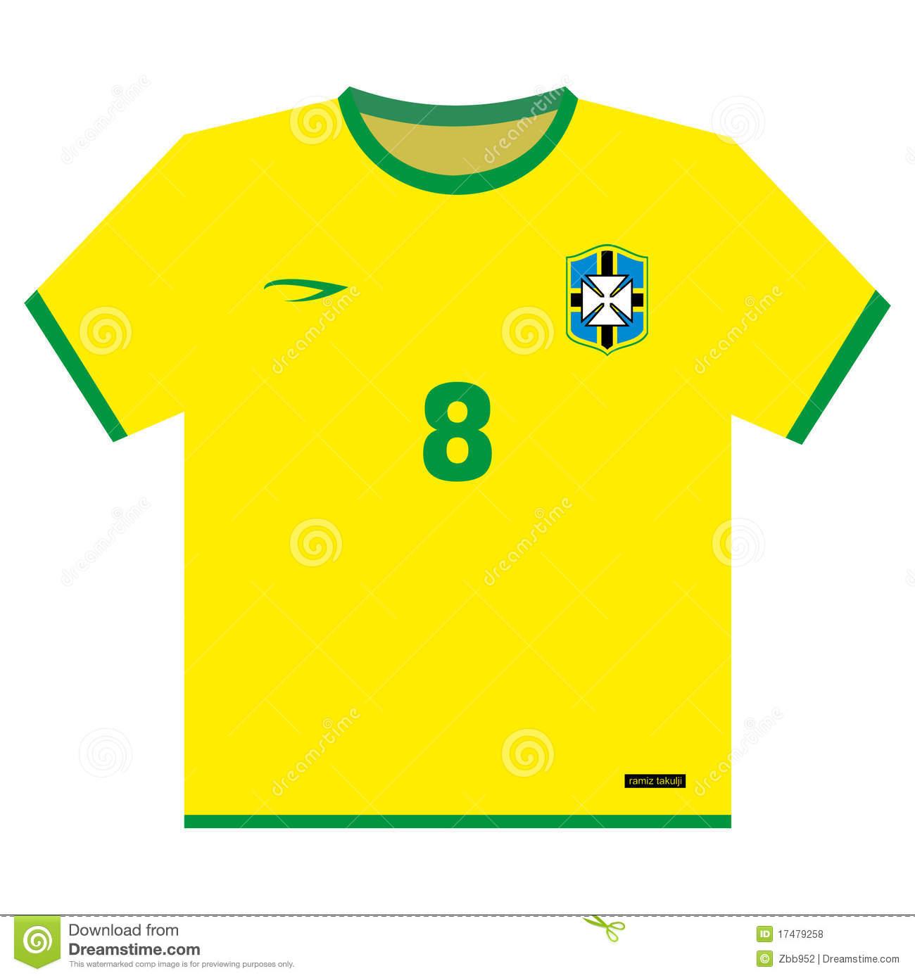 clipart football shirts - photo #15